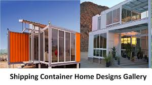100 Shipping Container Homes Galleries Home Designs Gallery Flisol Home