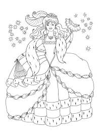 Excellent Design Ideas Super Coloring Pages Princess Dress
