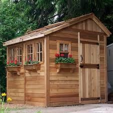 6x8 Wooden Storage Shed by Storage Sheds You U0027ll Love Wayfair