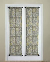 Front Door Sidelight Curtain Rods by Front Door Sidelight Curtains Free Coloring Front Door Curtain Rod