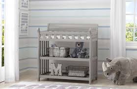 Davinci Kalani Dresser Gray by Delta Eclipse Changing Table Furniture For Baby U2014 Thebangups Table