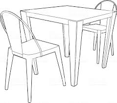 Drawing Of A Table And Two Chairs Stock Illustration ... Portable Drafting Table Royals Courage Easy Information Sets Of Tables And Chairs Fniture Sketch Stock Vector Artiss Kids Art Chair Set Study Children Vintage Metal Desk Drawing Industrial Fs Table By Thomas Needham Carving Attributed To Cafe Illustration Of Bookshelfchairtable Board Everything Else On Giantex Modern Adjustable Two Girl Sitting On Photo 276739463 Antique Couch Png 685x969px And Chairs Stock Illustration House