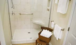 master bath shower install a simple practical upgrade