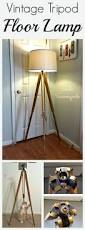 Surveyor Floor Lamp Tripod by Diy Industrial Floor Lamp Using A Repurposed Upcycled Vintage