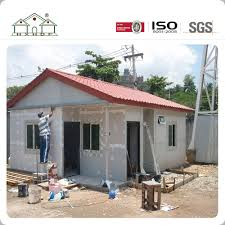 100 Homes Made Of Steel China Modern Cheap Prefab New Fast House Concrete Prefab Light