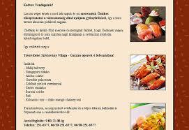 newsletter cuisine email newsletter design for trófea grill restaurant artamaxbrand