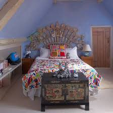 Colourful And Quirky Girls Bedroom