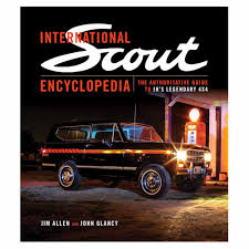 99 Vintage International Harvester Truck Parts Scout Encyclopedia Book The Authoritative Guide To