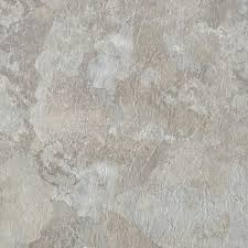 Achim Majestic Light Gray Slate 18x18 Self Adhesive Vinyl Floor Tile