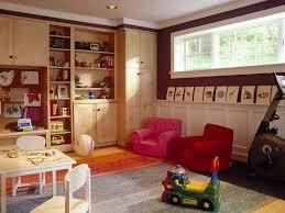 Fun Basement Design Atlanta for Kids