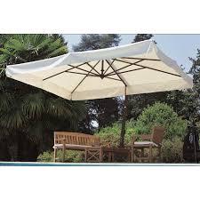 Solar Lighted Rectangular Patio Umbrella by Rectangular Patio Umbrella Rectangular Patio Umbrella Black