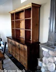 Reclaimed Wood Hutch