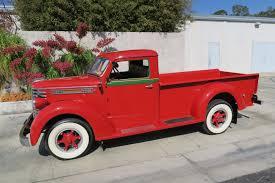 100 Diamond Truck 1949 T 201 Pickup