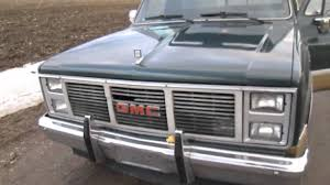 Gmc Sierra 1985 Walk Around - YouTube 1985 Gmc K1500 Sierra For Sale 76027 Mcg Restored Dually Youtube Review1985 K20 Classicbody Off Restorationnew 85 Gmc Truck Ignition Wiring Diagram Database Car Brochures Chevrolet And 3500 Flat Deck 72 Ck 1500 Series C1500 In Nashville Tn Stock Pickup T42 Houston 2016
