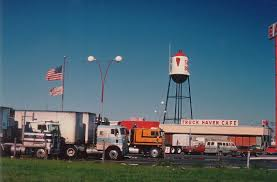 100 Mclean Trucking 70s Truckstop Gas Stations And Truck Stops Of Days Gone By Old
