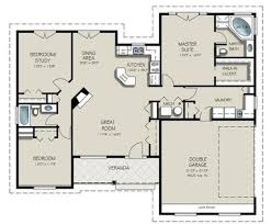 Craftsman Style House Plans Ranch by 180 Best House Floor Plans Images On Pinterest Architecture