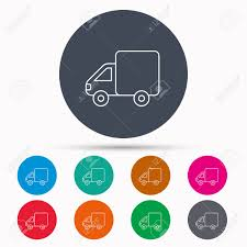 Delivery Truck Icon. Transportation Car Sign. Logistic Service ... Delivery Truck Icon Flat Icons Creative Market Dump Truck Flat Icon Royalty Free Vector Image Cargo And Clock Excavator Line Stock Illustration I4897672 At Featurepics 19 Svg Huge Freebie Download For Werpoint Red Glossy Round Button Meble Lusia Silhouette Simple Semi Trailer Black Monochrome Style Shopatcloth Icons Restored 1965 Ford F250 Is The You Wish Had Youtube Ttruck Icontruck Vector Transport Icstransportation Forklift