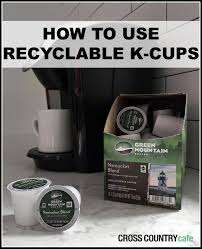 Green Mountain Pumpkin Spice K Cups Caffeine by Recyclable K Cup Coffee Pods Are Now Available