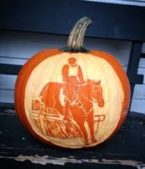 Largest Pumpkin Ever Carved by Have You Ever Carved A Horsey Themed Pumpkin This Horse O