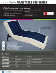 New Adjustable bed zero gravity position massage Jacksonville