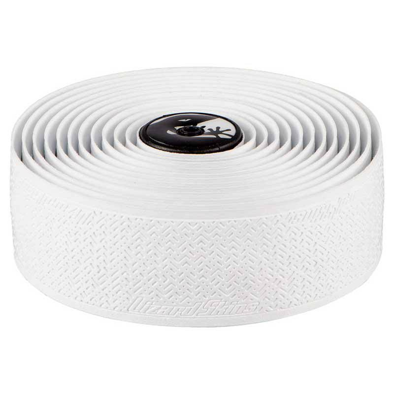 Lizard Skins DSP Bar Tape - Diamond White, 2.5mm
