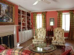 Modern Georgian Living Room