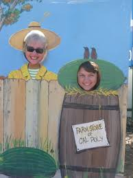 Cal Poly Pumpkin Patch San Luis Obispo by Woman In The Middle Cal Poly Pomona