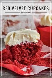 velvet cupcakes rezeptebuch