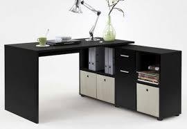 bureau d angle noir laqué bureau d angle noir laqué