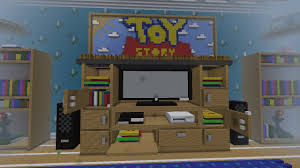 Minecraft Pe Living Room Designs by Toy Story En Minecraft Pe 1 0 5 Mapa Youtube