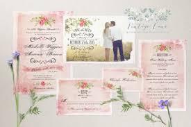 Vintage Style Invitations Ireland Rustic Wedding Pastel Cork Lane Kate