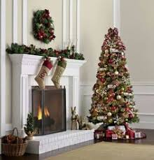 Kmart Christmas Tree Skirt by Jaclyn Smith Winter Wishes 52in Tree Skirt Christmas Decor
