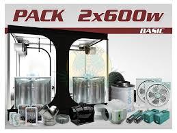 kit chambre culture kit prêt à cultiver 3m indoorgardens