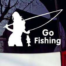 Fishing Woman Boat/Truck Decals Fish Hunting Sport Car Accessories ... Browning Kiss Heart Vinyl Car Truck Decal Sticker Love Buck Doe Off Decalfunny Hunting Auto Window Graphic Pinterest Funny Deer Hunting Decals Stickers For Cars Windows And Walls Huntemup Traditional Archery 3rivers Window With Disnction Bowhunters Superstore Pse Bow Hunter Antlers Amazoncom Camo 2 17 Inchesby56 Inches Compact Pickup Trucks Best Resource And Fishing 139658 At Sportsmans Guide Duck Flag Waterfowldecals Whitetail Buck Car Truck Vinyl Decal