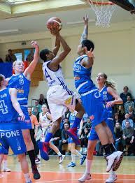 BasketballBundesliga Der Frauen SV Halle Schlägt Oberhausen MZde