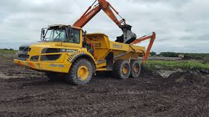 Dump Truck Hire Dumper Trucks For Hire Ireland Plant Machinery Hire ...
