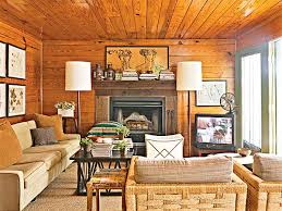 cabin living room ideas incredible 1000 images about on pinterest