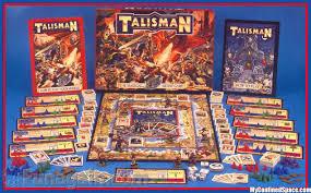Talisman Board Game 2