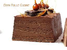 le richesse gâteau noisette truffé chocolat armagnac eryn