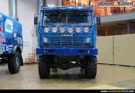 Kamaz 4911 For Sale | Rally Cars For Sale At Raced & Rallied | Rally ...