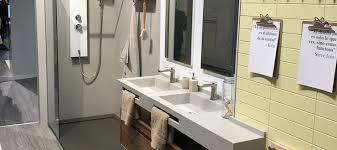 neue trends fürs bad direkt der cevisama messe