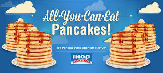 Ihop Halloween Free Pancakes 2014 by Bonggamom Finds Ihop All You Can Eat Pancakes Are Back