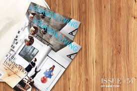 100 Magazine Design Inspiration Get A Big Dose Of Design Inspiration With Lookbox Living Magazine