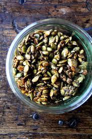 Are Pumpkin Seeds Called Pepitas sweet and salty addictive candied pepitas alexandra u0027s kitchen