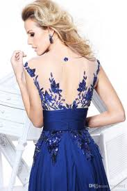 dress mesh picture more detailed picture about navy blue formal