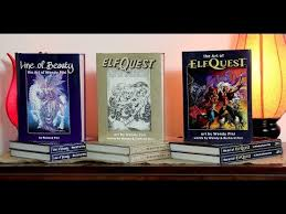 The Art Of Elfquest Story And Line Beauty By Wendy Pini Book Previews
