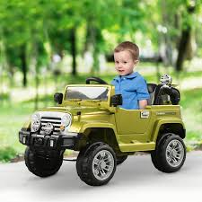 Aosom 12V Kids Electric Ride On Toy Truck Jeep Car 2 Speed Lights ... 12v Gwagon 4x4 Truckjeep Battery Electric Ride On Car Children Predatour 12v Kids On Beach Quad Bike Green Micro Ford Ranger Jeep Youtube Buy Toy Fire Truck Flashing Lights And Siren Sound Shop Aosom Off Road Wrangler Style Twoseater Rideon With Parental Cars For With Remote Control Fresh Amazon Best Choice 24ghz Rc Toys 112 4wd High Speed Quality For 110 Big 4 Channel 10 Kid Trax Dodge Ram Review