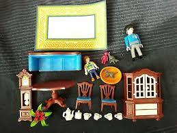 5327 playmobil nostalgie wohnzimmer für puppenhaus