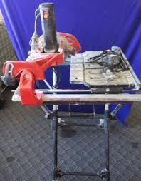 husky tile saw thd950l husky tile saw w base stand model thd950l