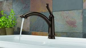 Delta Oiled Bronze Kitchen Faucet by Laudable Art Pedestal Kitchen Table As Moen Commercial Kitchen
